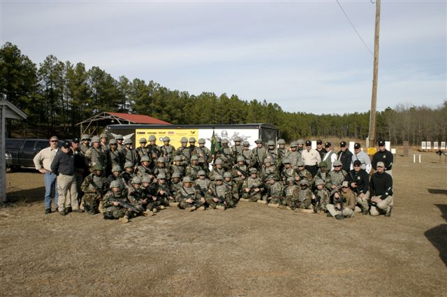 FT Gordon 1-2006 006 - Officer Survival - Team One Network