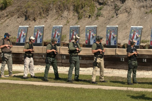 Team One Network conducts Range Masters courses for Action Target