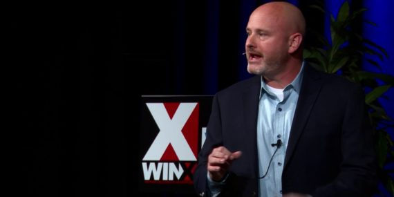 Team One Network Instructor, Joe Willis spoke at the 2017 WINx in Chicago, IL
