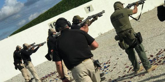 Shotgun Instructor Development Course Conducted by Team One Network