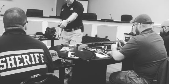 Dave Brancato conducted a Benelli M-Series Armorer Course in Jefferson, NJ